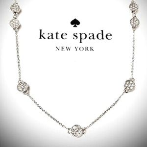 ✨Kate Spade✨Gatsby Mini Scatter Necklace✨